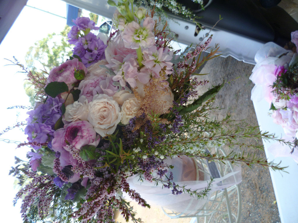 $100 Gift Bouquet delivered within 40km radius of Eumundi. Additional delivery options available