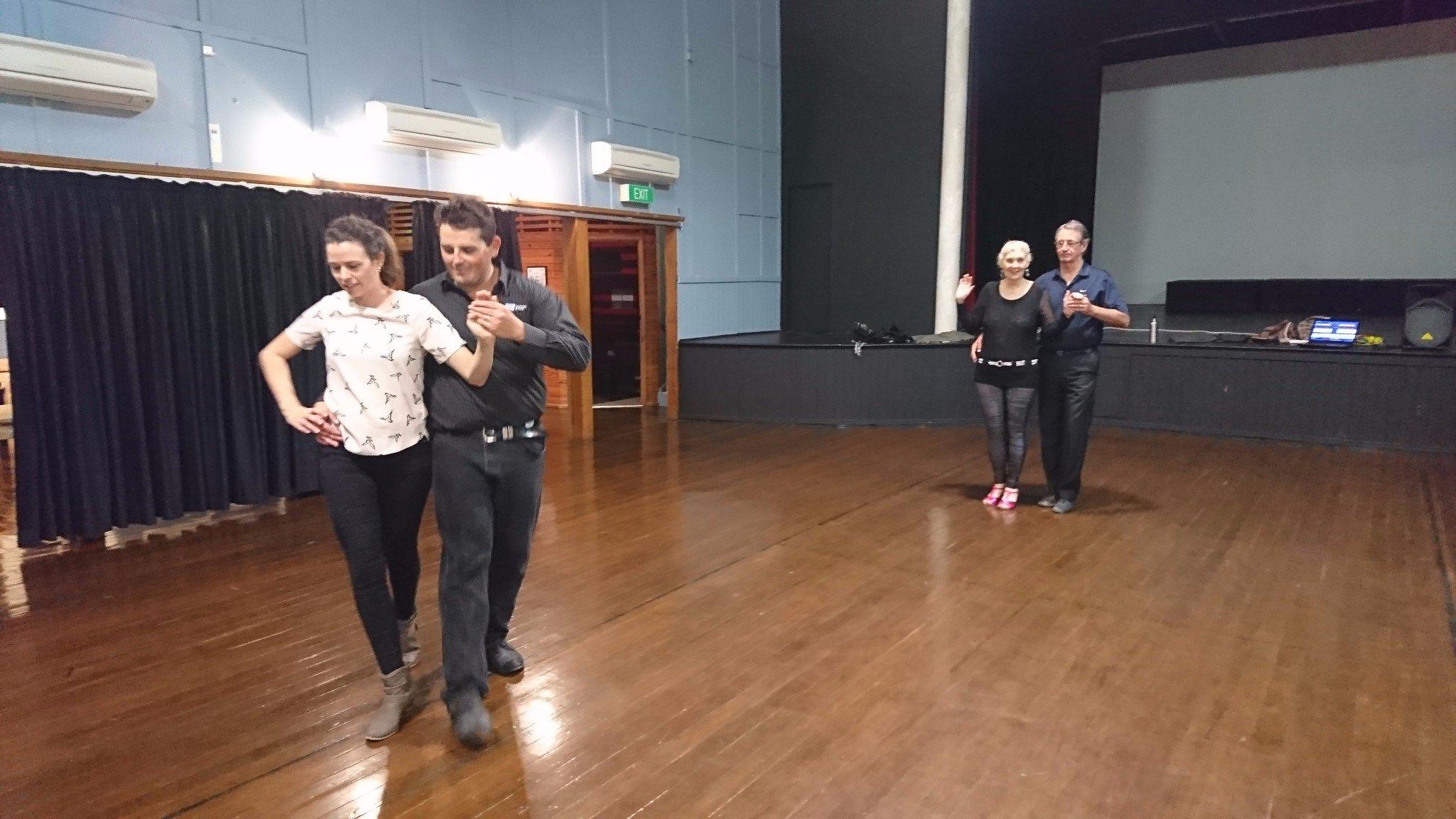 Dance Class Gift Voucher