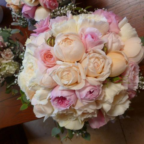 Bridal Bouquet 1 made to order