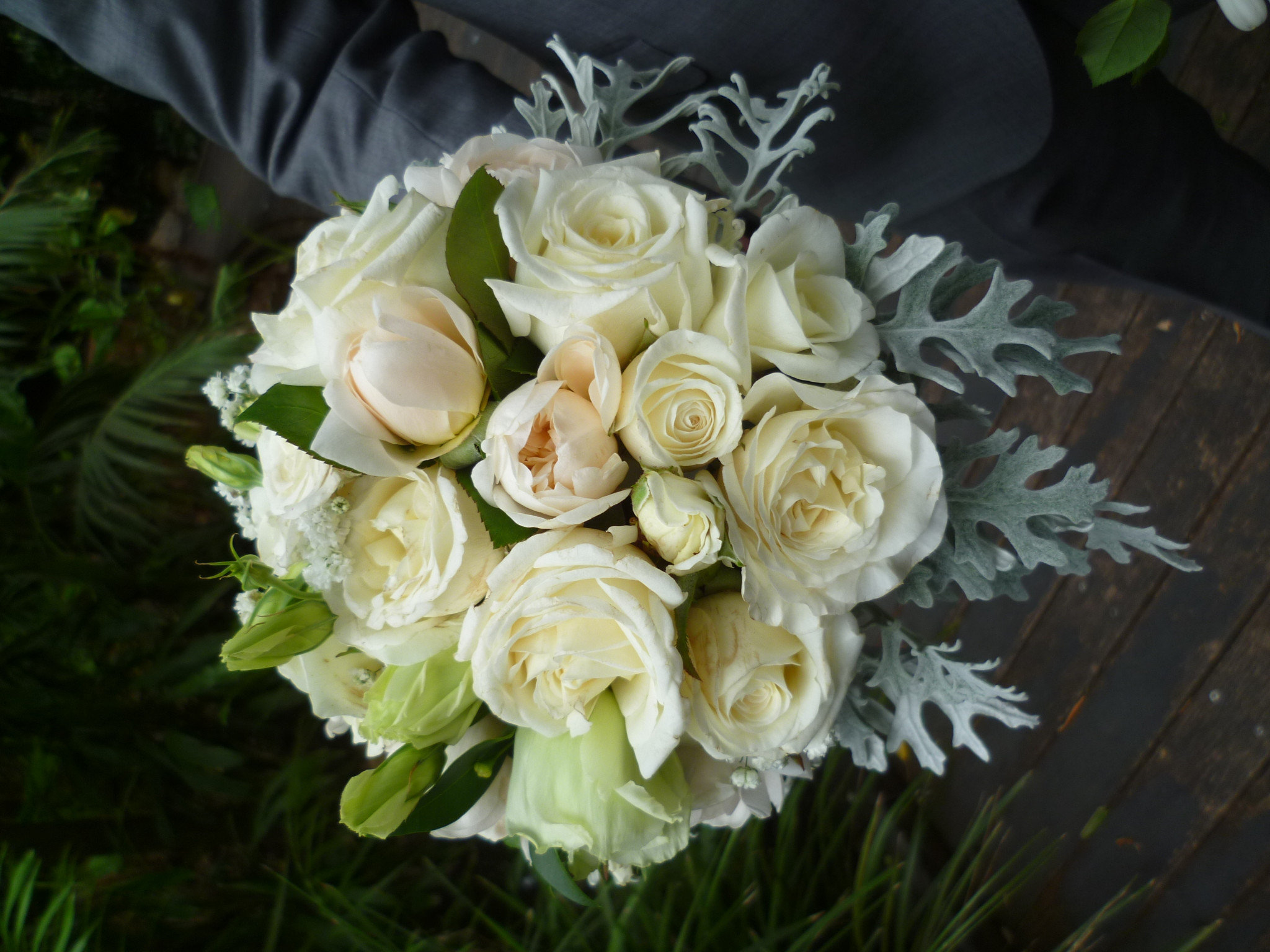 Bridal Bouquet 4 made to order