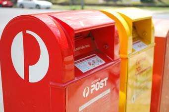 Australia Post / Fastway